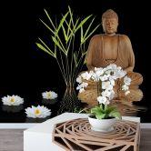 Fototapete Zen Buddha - 240x260 cm