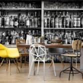 Fototapete Klein - The Classic Bar - 432x260 cm