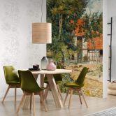 Fototapete Gauguin - Bauernhaus in der Normandie - 192x260 cm