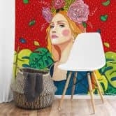 Fotobehang Hülya - Madonna