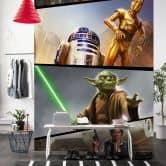 Vlies Panel Star Wars Moments Rebels