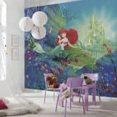 Fototapete Disney Arielle´s Schloss