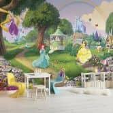 Fotomurale Principesse Disney – Arcobaleno