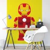 Fototapete Gomes - Iron Man Spielzeug