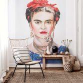 Fototapete Toetzke - Frida Kahlo - 192x260 cm