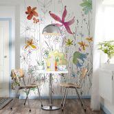 Photo Wallpaper Fleece Joli