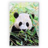 Wandbild Toetzke - Pandabär