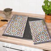 Afdekplaat Oriental Tiles