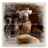 Holzbild Laercio - Italian Breads