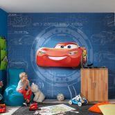 Fotomurale Disney Cars 3 Blueprint