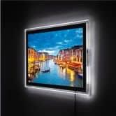 LED-Wandbild - Canal Grande in Venedig