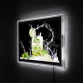 Tableau lumineux LED - Splashing Mojito