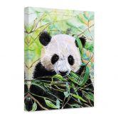 Leinwandbild Toetzke - Pandabär