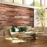 Wooden Wall - Photo Wallpaper