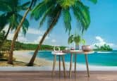 Tropical Island - Photo Wallpaper