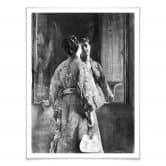 Poster Stevens - Die japanische Robe