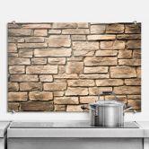 Küchenrückwand Italian Stonewall
