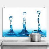 Pannello paraschizzi - H2O