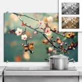 Spring Awakening - Kitchen Splashback