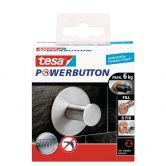 tesa® Powerbutton Haken Classic Rund