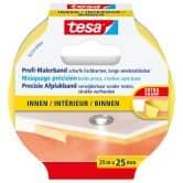 tesa® Precisie Afplakband binnen 25m x 25mm