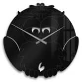 Acrylic Wall Clock Owl