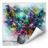 Wallprint Fedrau - Lass Blumen sprechen 01