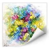 Wallprint Fedrau - Lass Blumen sprechen 02