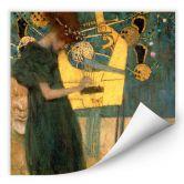 Wallprint Klimt - Die Musik
