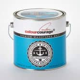 colourcourage® Premium Paint matt Newquay Blue