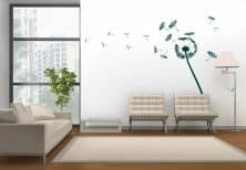 Wall Stickers - Dandelion 1 Wall sticker