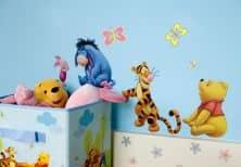 Wall Stickers - Winnie the Pooh - Set Wall sticker