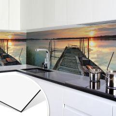 Küchenrückwand - Alu-Dibond - Lavendelblüte in der Provence | wall ...