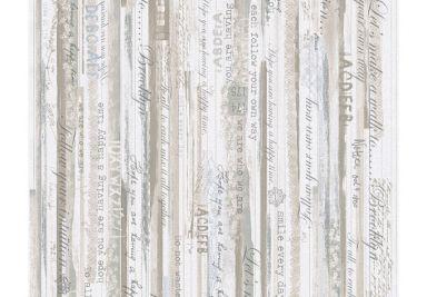 hochwertige tapete mit schrift und typografie wall. Black Bedroom Furniture Sets. Home Design Ideas