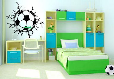 deko f r m nner wandtattoo wandtattoos wandsticker. Black Bedroom Furniture Sets. Home Design Ideas