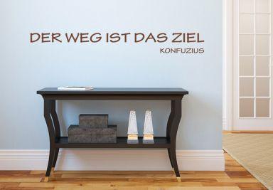 wandspr che lebensweisheiten wandtattoos wall art dekoshop wall seite 2. Black Bedroom Furniture Sets. Home Design Ideas