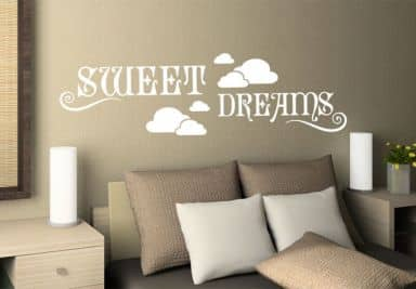 wandtattoo englische spr che wall art wandtattoos und deko online bestellen wall. Black Bedroom Furniture Sets. Home Design Ideas