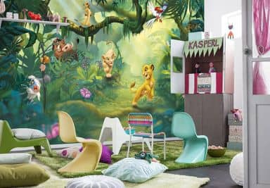 kinderzimmer tapete fototapeten f r das kinderzimmer wall. Black Bedroom Furniture Sets. Home Design Ideas