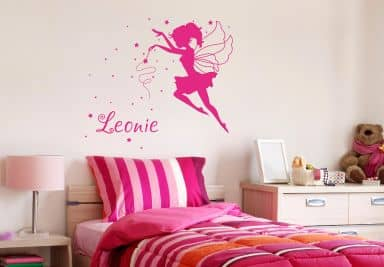 kinderzimmer wandtattoos f r m dchen wandtattoo wall art wandtattoos bestellen deko idee. Black Bedroom Furniture Sets. Home Design Ideas