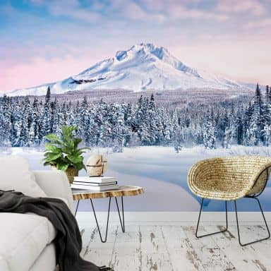 Papier peint photo - papier - Mountain Graceful