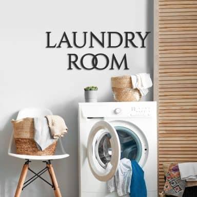 MDF Decoratie Laundry Room
