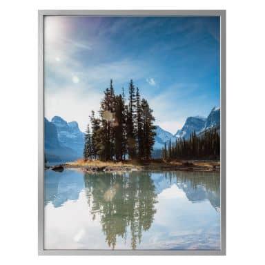 Poster Colombo - Jasper-Nationalpark in Kanada