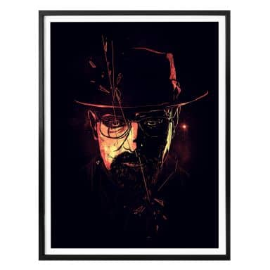Poster Nicebleed - Heisenberg