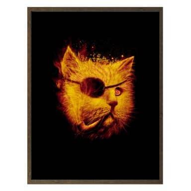 Poster Nicebleed - Irie Eye