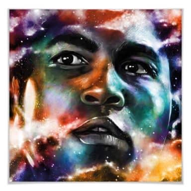 Poster Nicebleed - Muhammad Ali