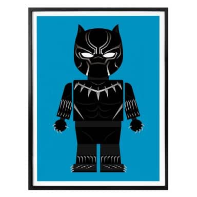 Poster Gomes - Black Panther Spielzeug