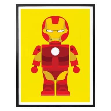 Poster Gomes - Iron Man Spielzeug