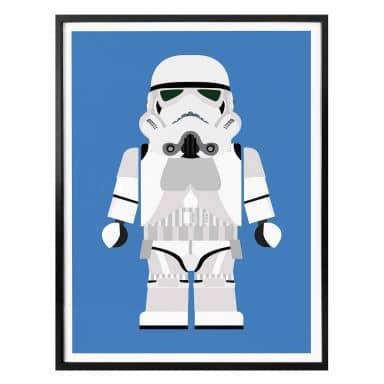 Poster Gomes - Stormtrooper Spielzeug