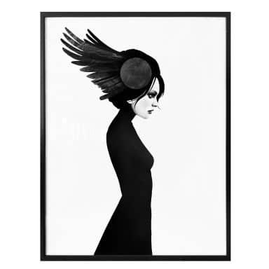Poster Ireland - Amy - Flügel