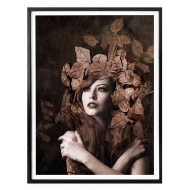 Poster Besari - Artemis daughter of Zeus